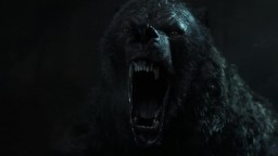 Baloo Open Mouth