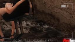 Futanari Rachels BDSM Dungeon