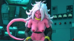 Android 21 - Cowgirl